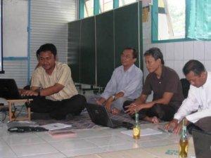 Suasana diskusi interaktif di SDIT Al-Firdaus, Semarang