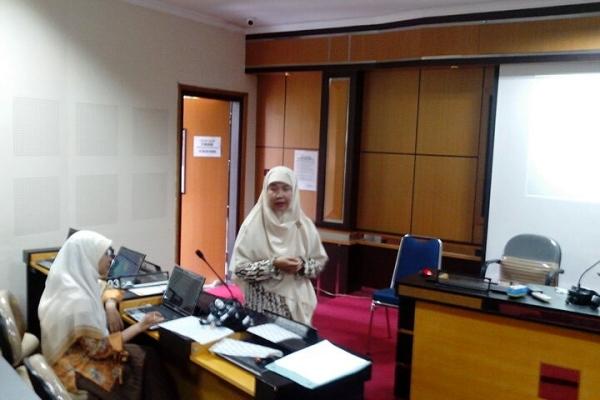 Presentasi Kelompok tentang Rancangan Proyek yang Mereka Buat